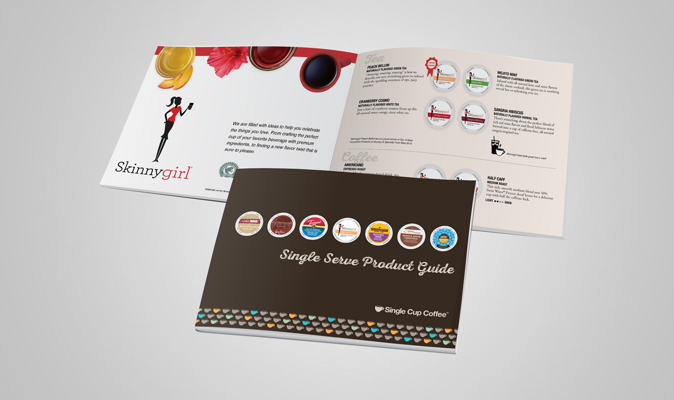 Single Cup Coffee Brochure